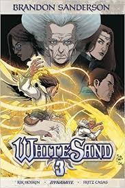 White Sand Vol. 3