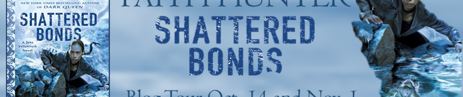 Shattered Bonds Blog Tour Banner