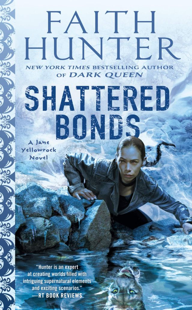 Shattered Bonds cover