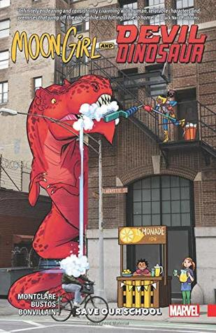 Moon Girl and the Devil Dinosaur Vol. 6