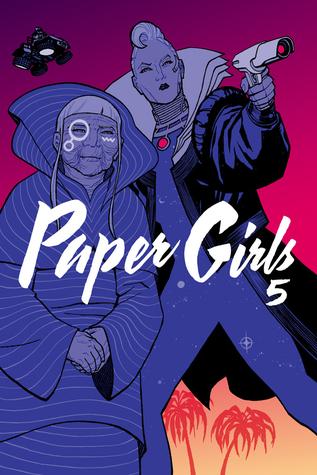 Paper Girl Vol. 5