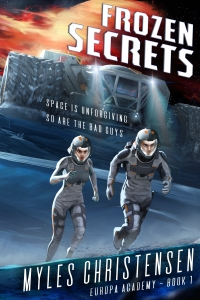Frozen Secrets by Myles Christensen