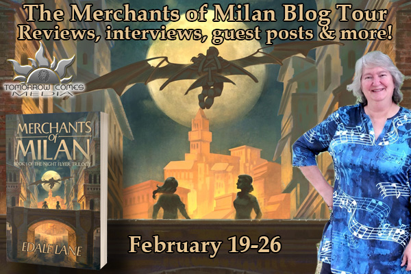 Merchants of Milan Tour Banner