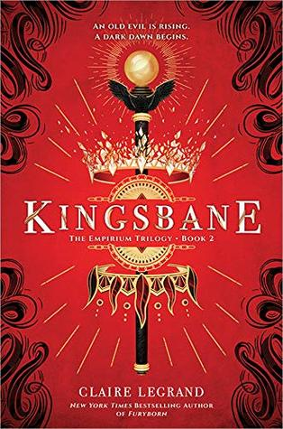 Kingsbane (Empirium #2)