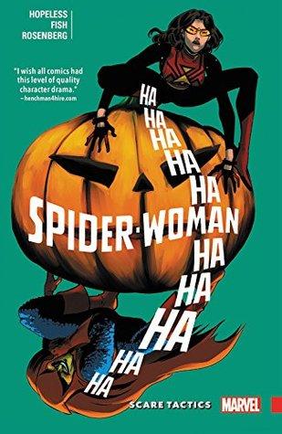 Spider-Woman Vol. 3: Scare Tactics