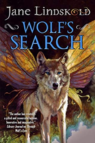 Wolf's Search by Jane Lindskold