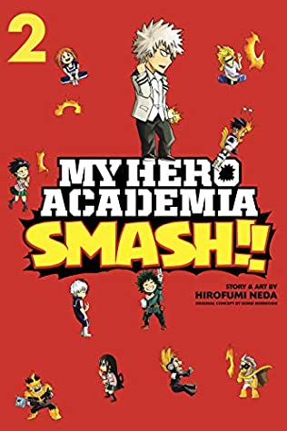 My Hero Academia Smash Vol. 2